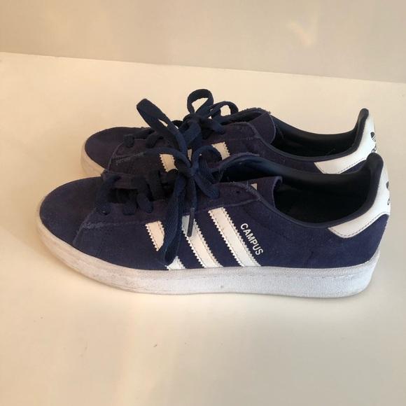 Adidas Campus Sneakers Big Kid